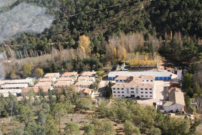 Centro Capacitacion Forestal Cazorla Vadillo 2