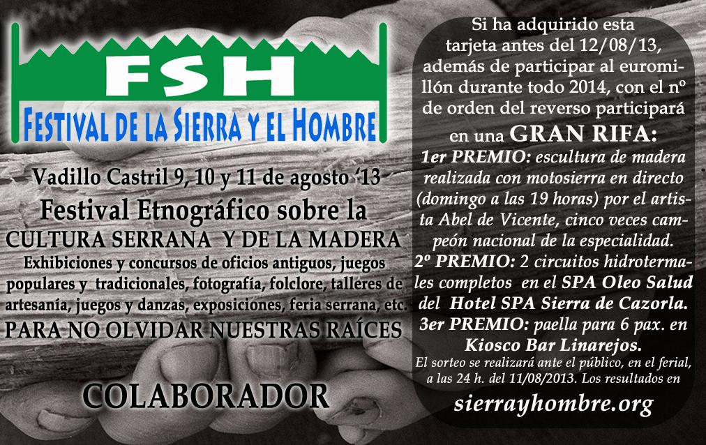 Festival Sierra y Hombre, Vadillo castril
