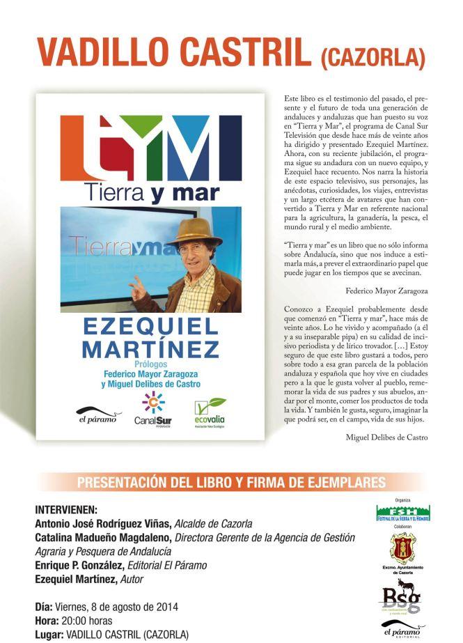 CARTEL-CAZORLA-TIERRA-Y-MAR-EZEQUIEL-MARTINEZ