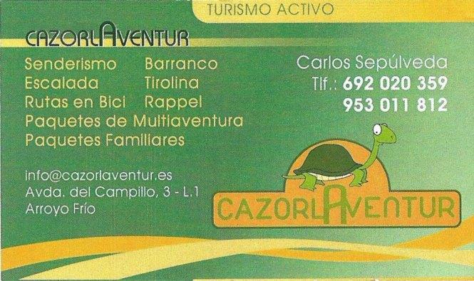 CazorlAventur
