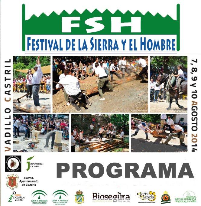 Programa Festival de la Sierra y el Hombre