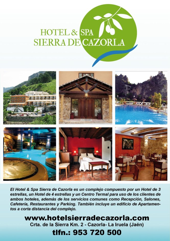 Hotel Spa Sierra de Cazorla copia red
