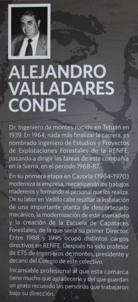 Reseña D. Alejandro