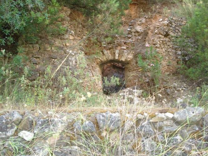 01. Calera en la zona del Charco del Aceite. Sorihuela del Guadalimar